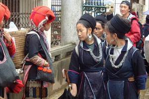 Local people Sapa