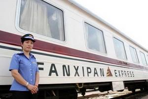 Fansipan Express Train Sapa