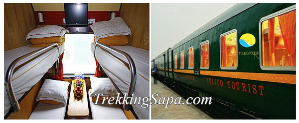 Tulico Express Train Sapa