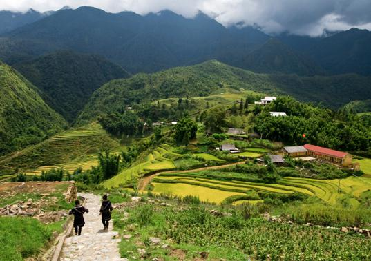 Discovery Of Muong Hoa & Ban Ho Valleys 3 Days / 4 Nights