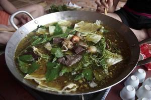 The top of dishes which you don't miss when you are in Sapa