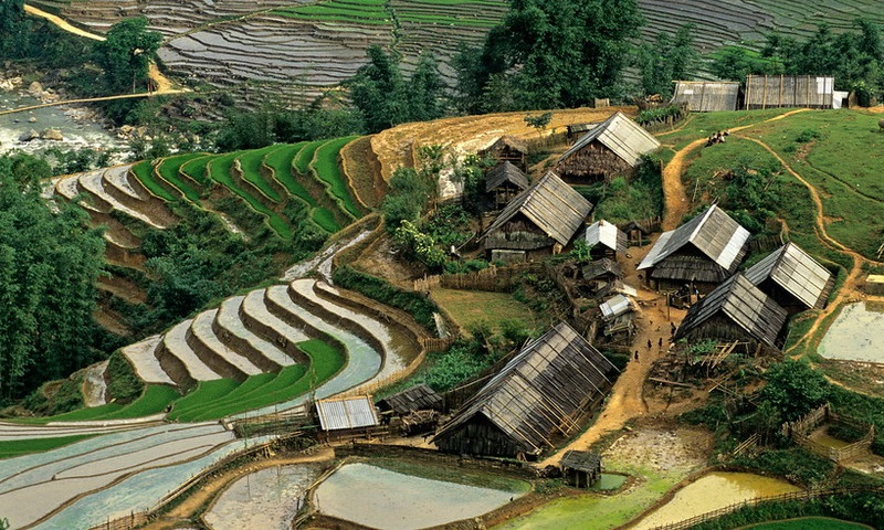 Sapa tour 2 days 3 nights 5