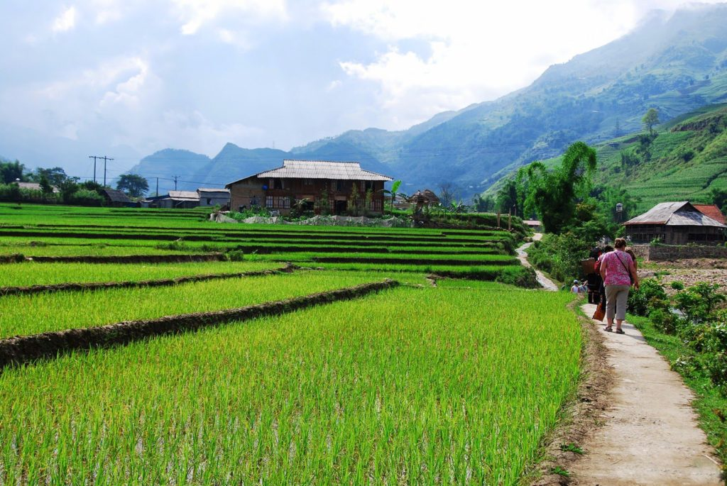 Sapa tour 2 days 3 nights 2