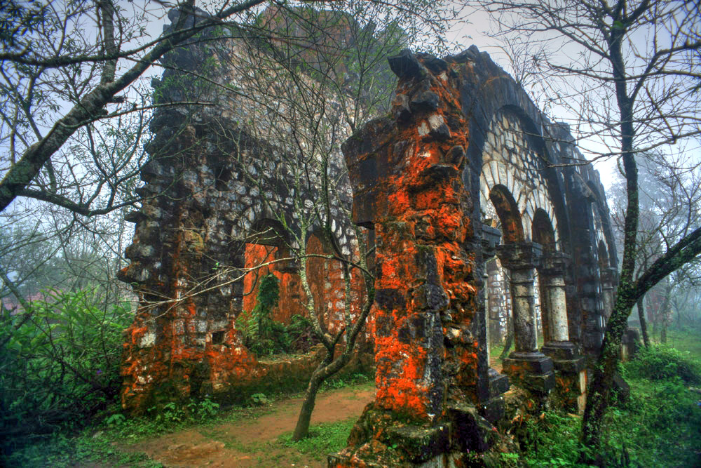 Ta Phin Monastery-a mystery at the center of Sapa 3