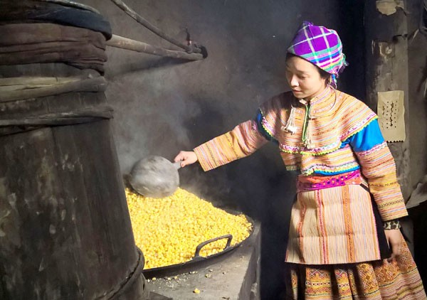 Bac Ha corn wine – a distinctive taste of Sapa 2