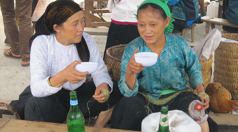 Bac Ha corn wine – a distinctive taste of Sapa