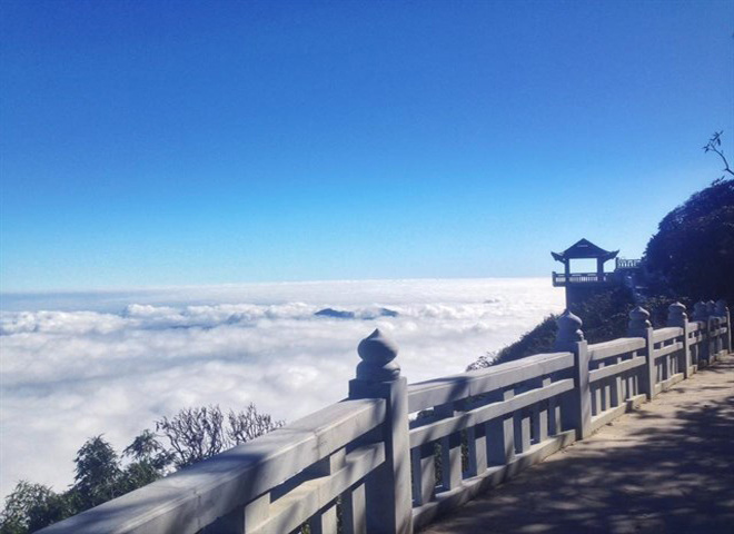 """Mây luồn"" and the three best places to hunt clouds in Sapa"