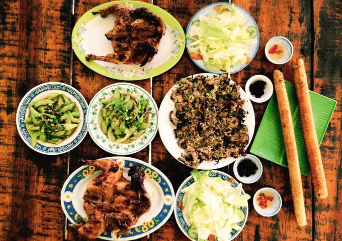 Lam rice – a must-try dish in your Sapa tours