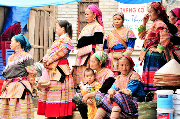 Dao Do ethnic in Sapa