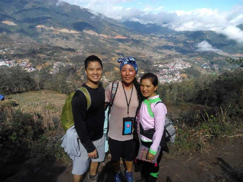 Sapa tour with local guide