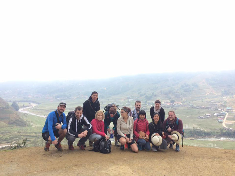 Thank you TrekkingSapa